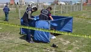 Son dakika haber Aksarayda yanmış erkek cesedi bulundu