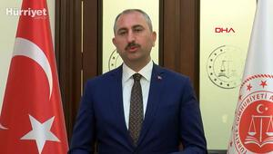 Adalet Bakanı Gülden koronavirüs tedbirlerine ilişkin açıklama