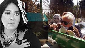 Ünlü modacı Nur Yerlitaş son yolculuğuna uğurlandı