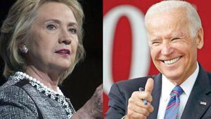 Hillary Clintondan 2020 seçimleri için Joe Bidena destek