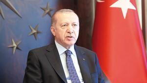 Cumhurbaşkanı Erdoğan: Dişimizi sıkacağız