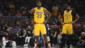 Tok gözlü Los Angeles Lakers