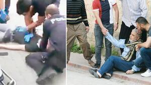 'Dur' ihtarına uymayan genci vuran polis tutuklandı