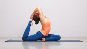 Evde Yapabileceğiniz Hatha Yoga Pratiği