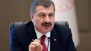 Son dakika haberi: Sağlık Bakanı Koca son vaka, ölüm ve iyileşenlerin sayısını açıkladı