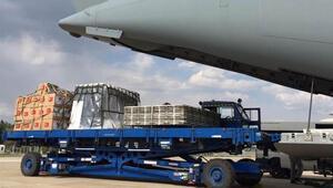 Türkiyeden Güney Afrikaya tıbbi malzeme yardımı