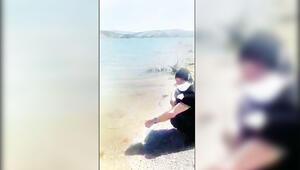 Göle balık atan ABD'liye 10 bin TL ceza
