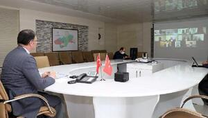Tokat'ta devam eden kamu yatırımları değerlendirildi