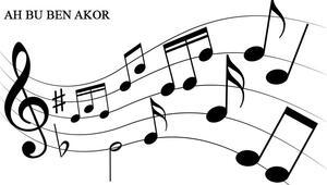 MFÖ - Ah Bu Ben akor ve gitar ritimleri