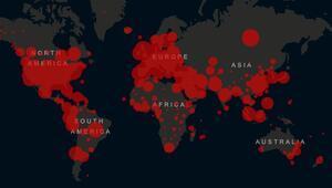 Dünya genelinde vaka sayısı 3 milyon 300 bini aştı