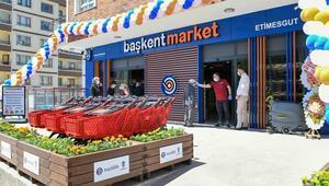Yerel ürünler Başkent Market'te