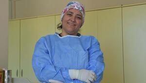 Koronavirüsü yenen Muazzez hemşire: Bu bizim işimiz...