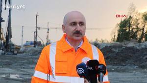 Ulaştırma ve Altyapı Bakanı AdilKaraismailoğlu: Kuzey Marmara Otoyolu için tarih verdi