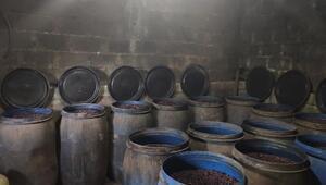 Adana'da piyasa değeri 1,5 milyon lira olan sahte içki ele geçirildi