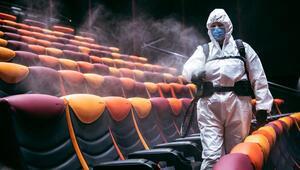 ABDde sinemalar Kovid-19 yasağı sonrası ilk sınavını yarın Teksasta verecek
