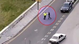 Ankarada polise saldırı Soruşturma başlatıldı...