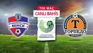 Belarus Liginde iddaacıların dikkatini çeken istatistik Son 10 maçın...