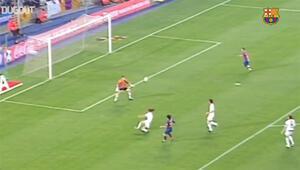 Lionel Messi kariyerindeki ilk profesyonel golünü böyle atmıştı