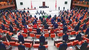 Meclis'te bir doktor korona, 213 kişi panik oldu