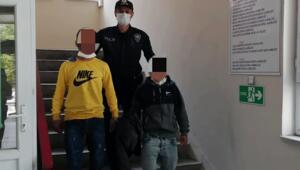 Edirnede 2 hırsızlık şüphelisi tutuklandı