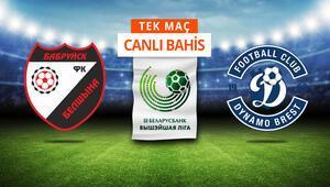 Belarus Liginin son şampiyonu Brest çıkış arıyor Belshinaya karşı iddaa oranı...