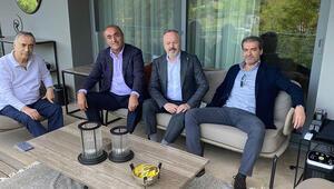 Son Dakika | Abdurrahim Albayrak paylaştı Galatasaray Başkanı Mustafa Cengize ziyaret