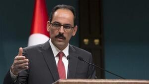 Cumhurbaşkanlığı Sözcüsü Kalın: Türkiye sağlam altyapısını güçlendirmeye devam edecek