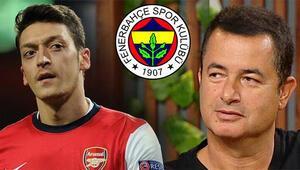 Acun Ilıcalı: Mesut Özil Fenerbahçeye...