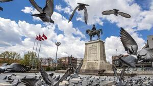 Böyle çok güzelsin Ankara