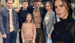 David Beckham ve Victoria Beckhamdan corona virüs dönemi sürpriz kutlama