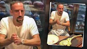 'Ribery'nin altın bifteğini bile özledik'
