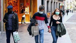 Son dakika haberi: İspanyadasalgında can kaybı 25 bin 264e çıktı