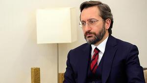 İletişim Başkanı Fahrettin Altundan Türkiyenin yardımlarına ilişkin açıklama