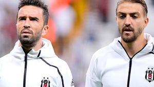 Son dakika | Beşiktaştan Caner Erkin ve Gökhan Gönül açıklaması