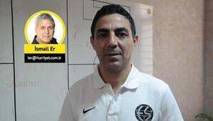 Teknik direktör Mustafa Özer, Eskişehirsporun yaşam savaşını anlattı