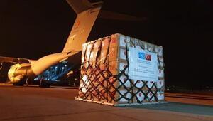 Türkiye, Somali'ye ikinci kez sağlık malzemesi gönderdi