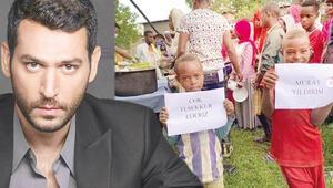 Murat Yıldırımdan Etiyopyada iftar yemeği
