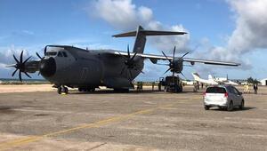 Türkiyenin tıbbi yardım malzemeleri Somaliye ulaştı