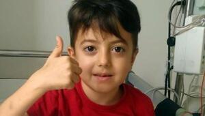 7 yaşındaki Uğur için uygun donör aranıyor