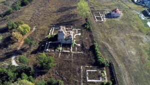 Saray-ı Cedide-i Amirede kazılar yıl boyunca devam edecek