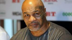 Mike Tyson, Cenk Tosunun peşinde