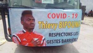 Thievy Bifoumadan ülkesine yardım