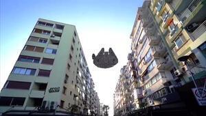 Konak Belediyesi, Dünya Star Wars Günü için dijital efektli klip hazırladı