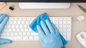Salgın sürecinde klavye temizliği nasıl yapılmalı