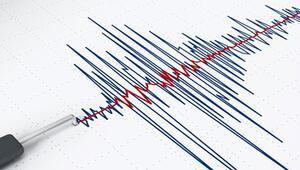 Son dakika... Akdenizde saat 08.20de korkutan deprem