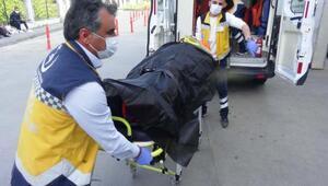 Adıyaman'da motosiklet devrildi, sürücü yaralandı