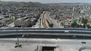 Karakoyun köprülü kavşağı ulaşıma açıldı