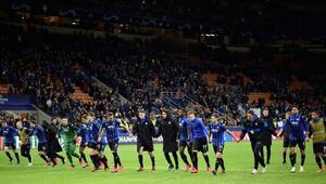 Atalanta Valencia maçı için flaş açıklama '4 kez birbirlerine sarıldılar'