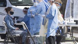 Kanada'da son 24 saatte corona virüsten 207 kişi öldü