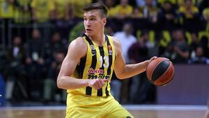 Bogdan Bogdanovice Euroleagueden büyük onur